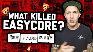 WHAT KILLED EASYCORE?? New Found Glory, The Wonder Years, Four Year Strong, Set Your Goals