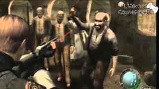 Resident Evil 4 - Gameplay (CAPITOLO 4-3) ITA