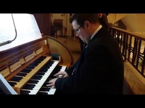 """Haendel - """"Alleluja"""" z or. """"Mesjasz"""" - (opr. Th. Dubois)"""