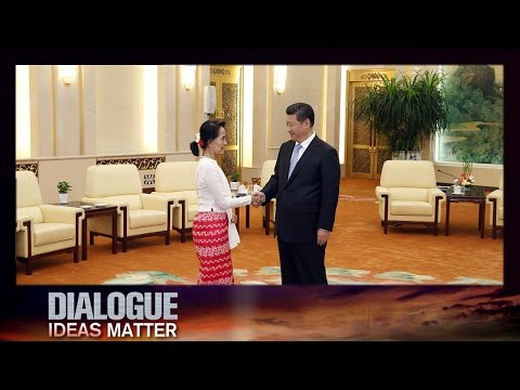 Dialogue— Aung San Suu Kyi Visits China 08/19/2016 | CCTV
