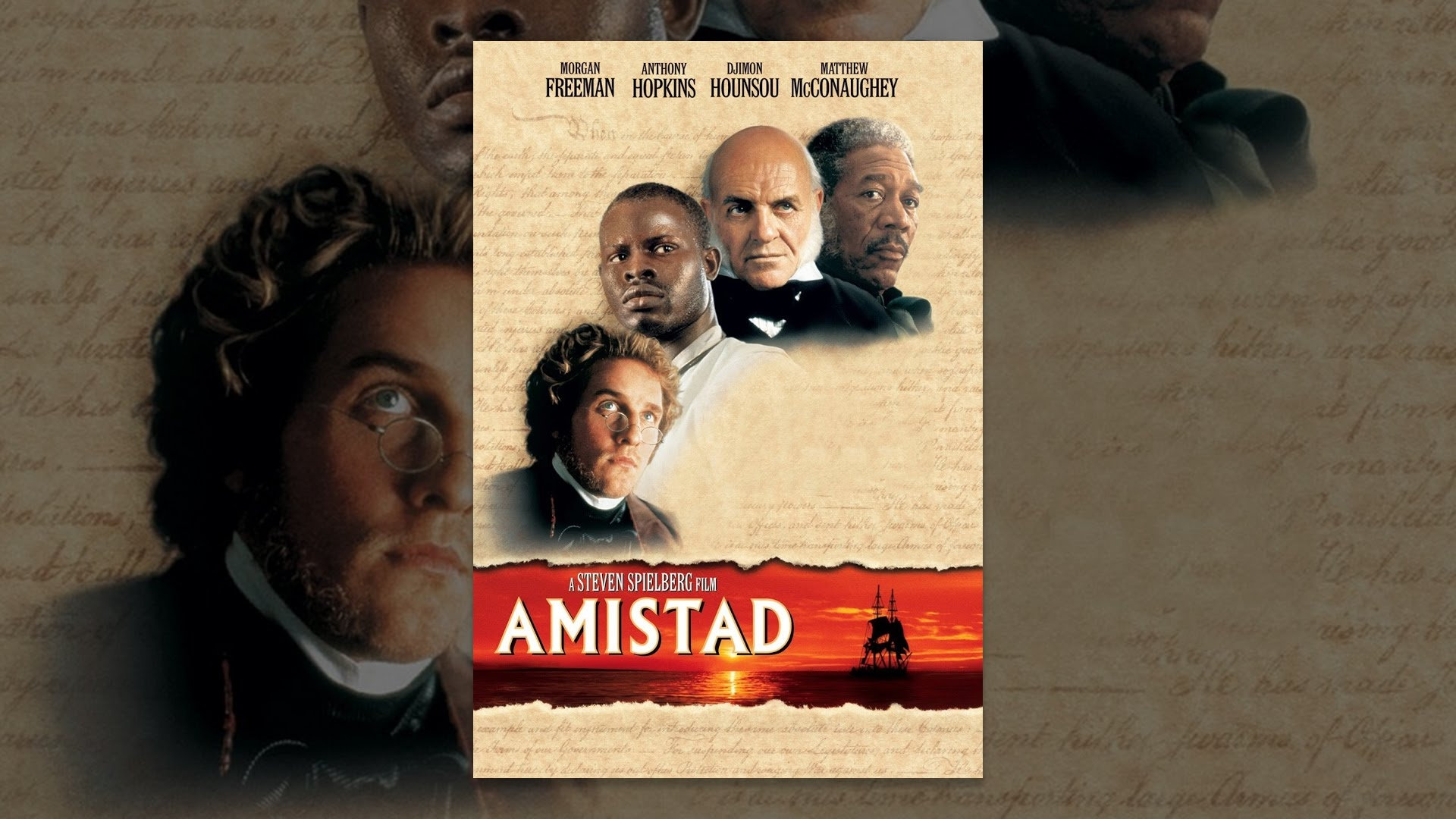 the misuse of historical facts in amistad a movie by steven spielberg Amistad is a movie of epic proportions think after really seeing the movie and not depending on the previews and hype from hollywood there is no doubt that steven spielberg makes entertaining movies and that the stories of african but history steven spielberg is a.