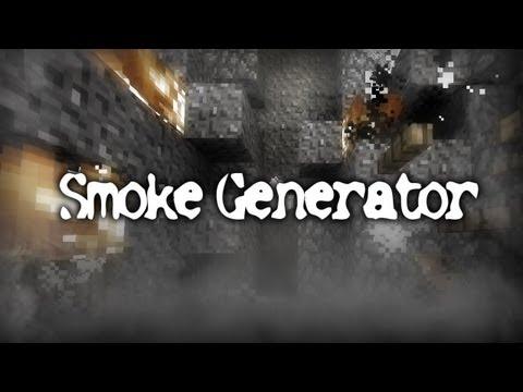 √ Minecraft: Smoke Generator
