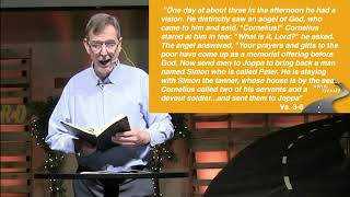 """Moving Forward: """"The Gospel is Multiplying to the Gentile World"""""""