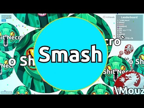 Agar.io - 1 SOLO vs 99299 TEAMS | LEGENDARY AGARIO GAMEPLAYS