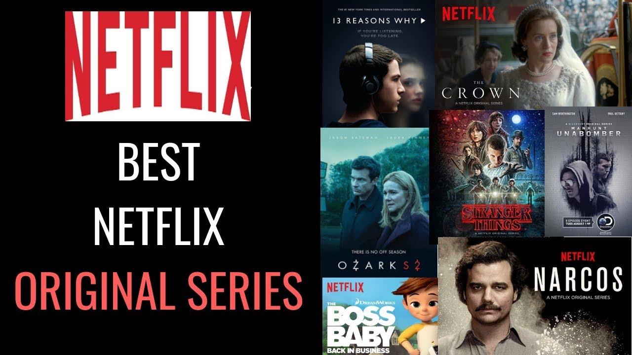 Best Netflix Series - Top 10 Netflix ORIGINAL Shows to Watch