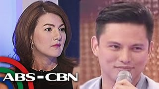 "Carmina: ""Zoren 'not okay' with my intimate scenes"""
