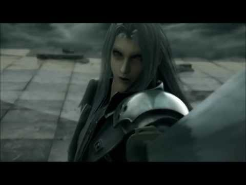 Final Fantasy VII: Sephiroth (Nightwish - Come cover me)