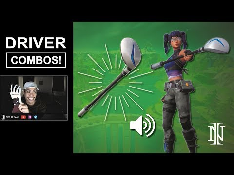 DRIVER COMBOS In Fortnite