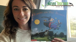 October 31st Story Time - Room on the Broom by Julia Donaldson