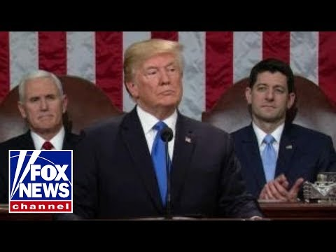 Part 4 of President Trump's 2018 State of the Union Address