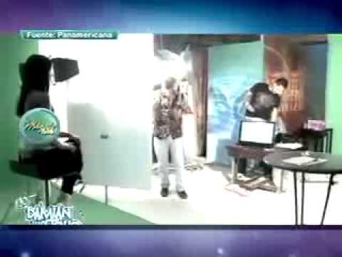 Damián y el Toyo le hacen una cámara escondida a Katty García