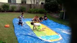 Slip and slide rugby Thumbnail