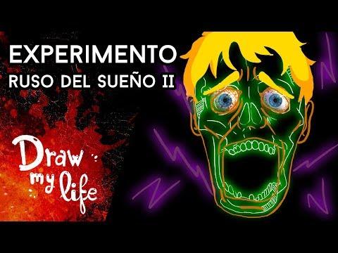 El terrible EXPERIMENTO ruso del SUEÑO: Los ORÍGENES - Draw My Life en Español