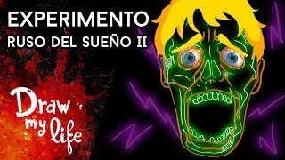 El terrible EXPERIMENTO ruso del SUEÑO: Los ORÍGENES - Draw My Life thumbnail