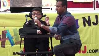 Albela Sajan Aayo Re in Raag Ahir Bhairav by Sparsh H. Shah at Diwali Mela 2014