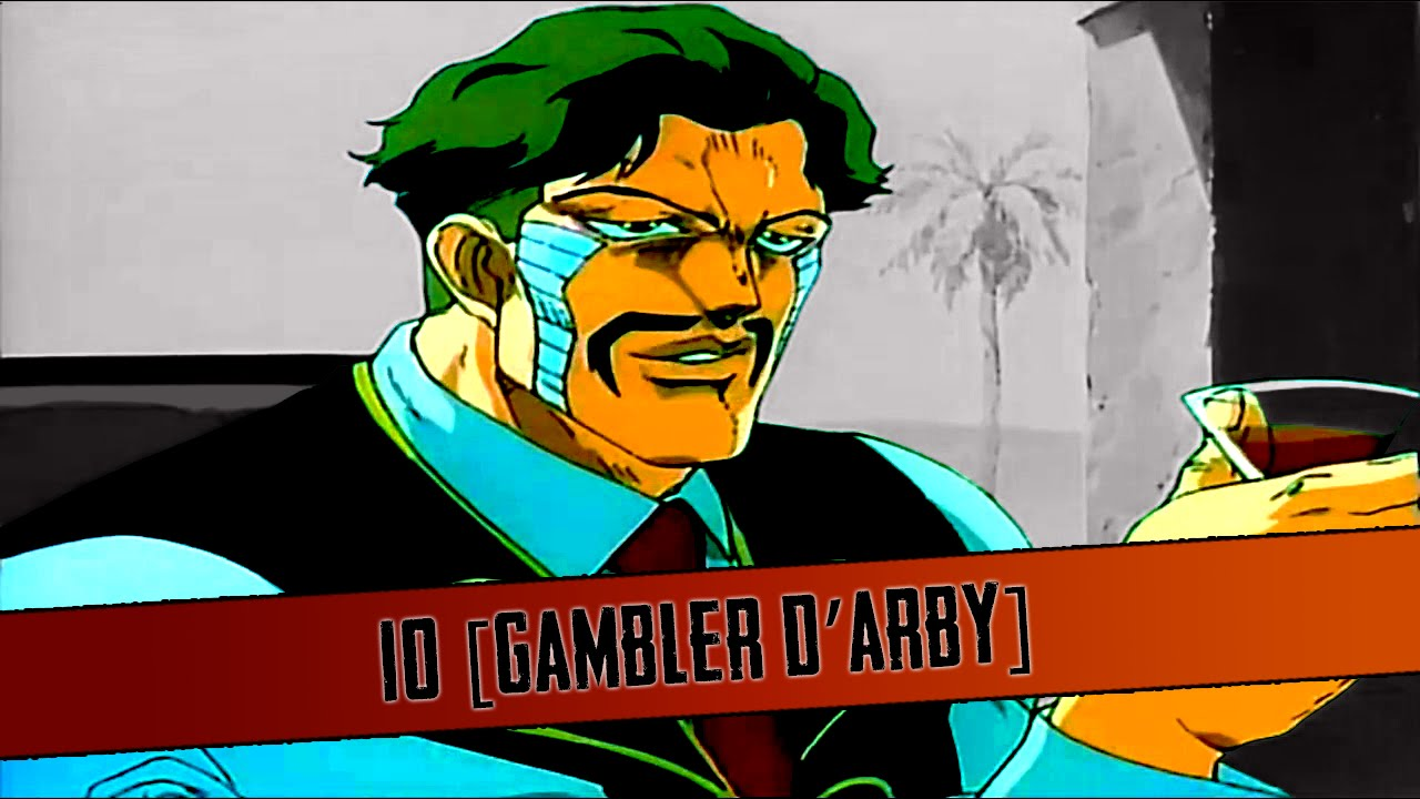 JoJo's Bizarre Adventure OAV HD - 10 [Gambler D'Arby]