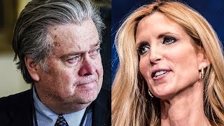 Breitbart And Ann Coulter Lash Out At Trump After Alleged Immigration Deal With Dems
