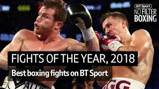 Фото Top 10 Boxing Fights Of The Year On BT Sport In 2018