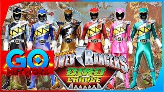 Power Rangers Dino Charge  1.Bölüm  Geçmişten Gelen Güçler   Bluray  Full HD  Türkçe Dublajlı
