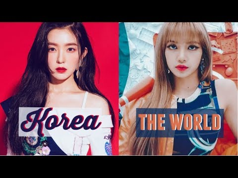 BEST KPOP SONG OF EACH YEAR (2010-2018) IN THE WORLD VS IN KOREA.