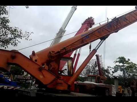 SAJADA mobile crane operator