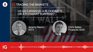 Us Q2 Earnings: A Bloodbath Or A Pleasant Surprise?