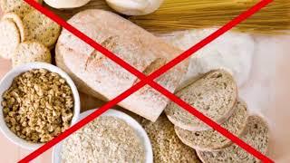 Целиакия, непереносимость глютена, клейковины - хлеба и мучных изделий