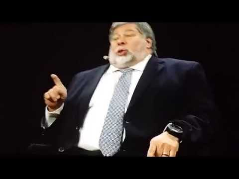 NAMM 2015 - PART 1 OF 2 - Steve Wozniak (inteviewed by Joe Lamond)