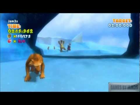 [Let's Play] Ice Age 4 : Continental Drift - Episode 6 - Glacier Hopping (HD)
