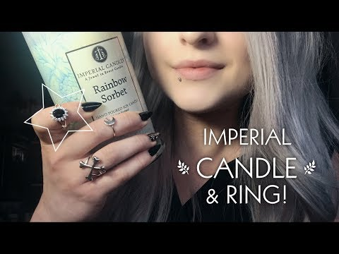 Imperial Candle Jewellery Reveal & Review 2017