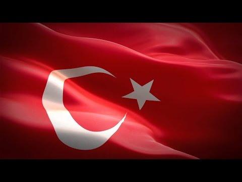 Türk Bayrağı 3 Boyutlu Bayrak Dalgalanmamız By Erhan Bakirhan