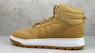 WINTER BOOTS FOR LESS THAN 80€?! | Adidas Frozetic | 'St Tan/Matte Gold' | UNBOXING & ON FEET | 2020