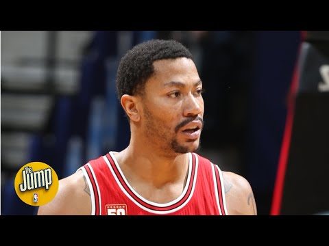 Derrick Rose Says If He Had Load-managed While With The Bulls, He'd Likely Still Be There | The Jump