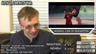 The Incredibles 2 Edna Mode Meets Jack Jack Promo Reaction & Review