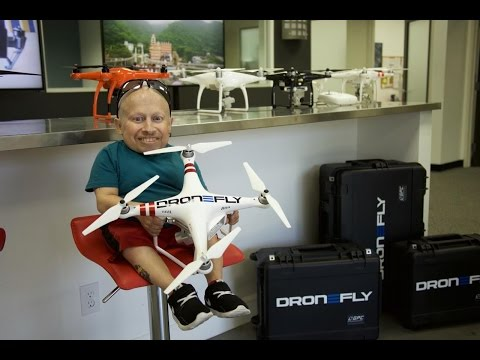 Thumbnail: I Crash My Drone! | Verne Troyer