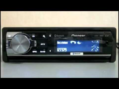 Pioneer DEH-8400BT Car Audio Driver for Windows