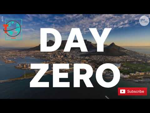 Cape Town water crisis: Day 0