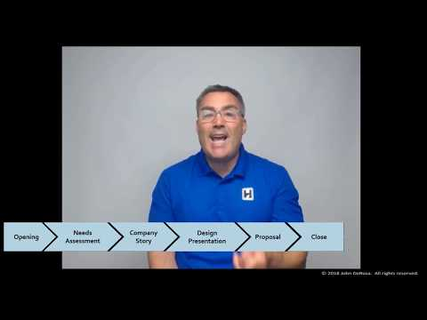 John DeRosa's Introduction To The Sales Process