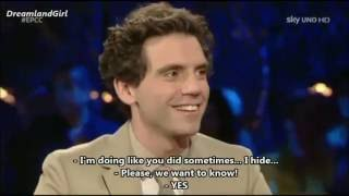 """MIKA & """"Street Clerks"""" - I LOVE TO HATE YOU! (Funny moment 