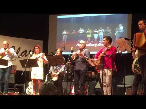 Grupo musicoterapia Milheirós de Poiares