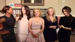 Spice Girls - Sky News interview (26/06/2012) - spicegirlsforever.it