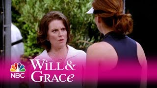 Will & Grace - Karen Really Hates Leo (Highlight)