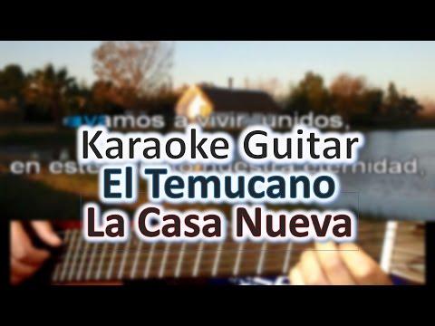 La Casa Nueva - Tito Fernandez - Karaoke Guitar