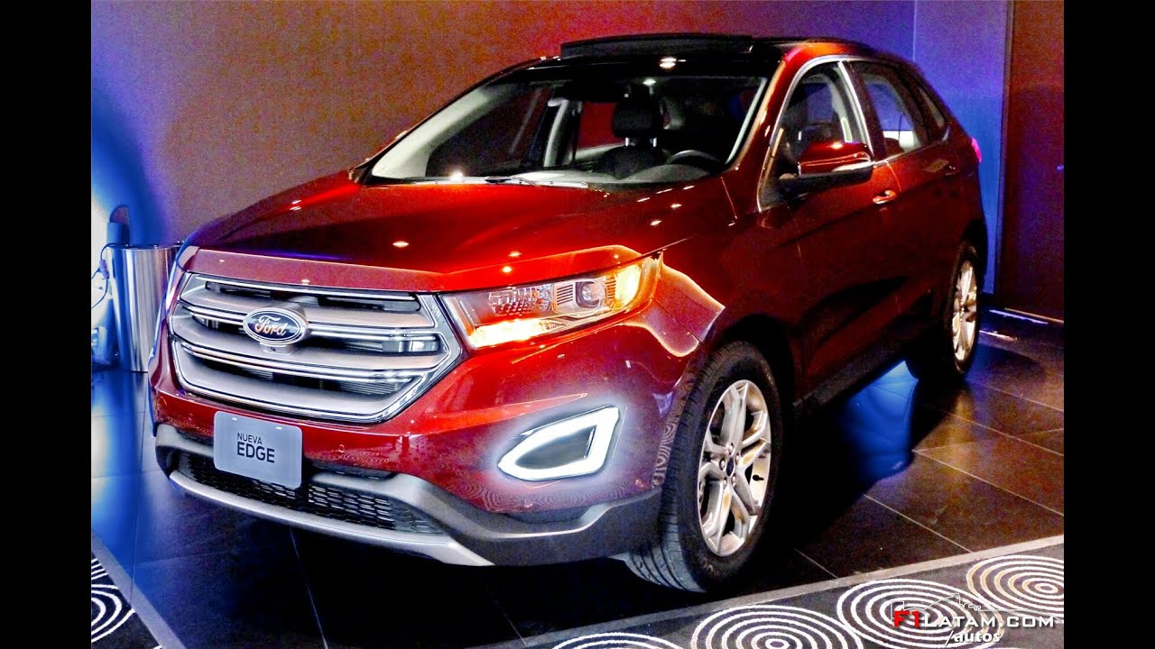 Image Result For Ford Edge Titanium