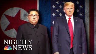 President Donald Trump, Kim Jong-Un Sign Agreement In Historic Meeting | NBC Nightly News