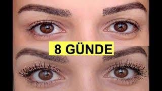 Video Kaş Ve Kirpiklerimi 8 GÜNDE Nasıl Uzattım ? download MP3, 3GP, MP4, WEBM, AVI, FLV November 2018