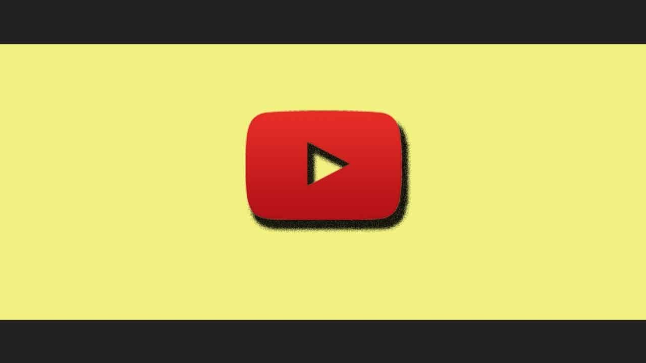 why do my youtube videos have black borders