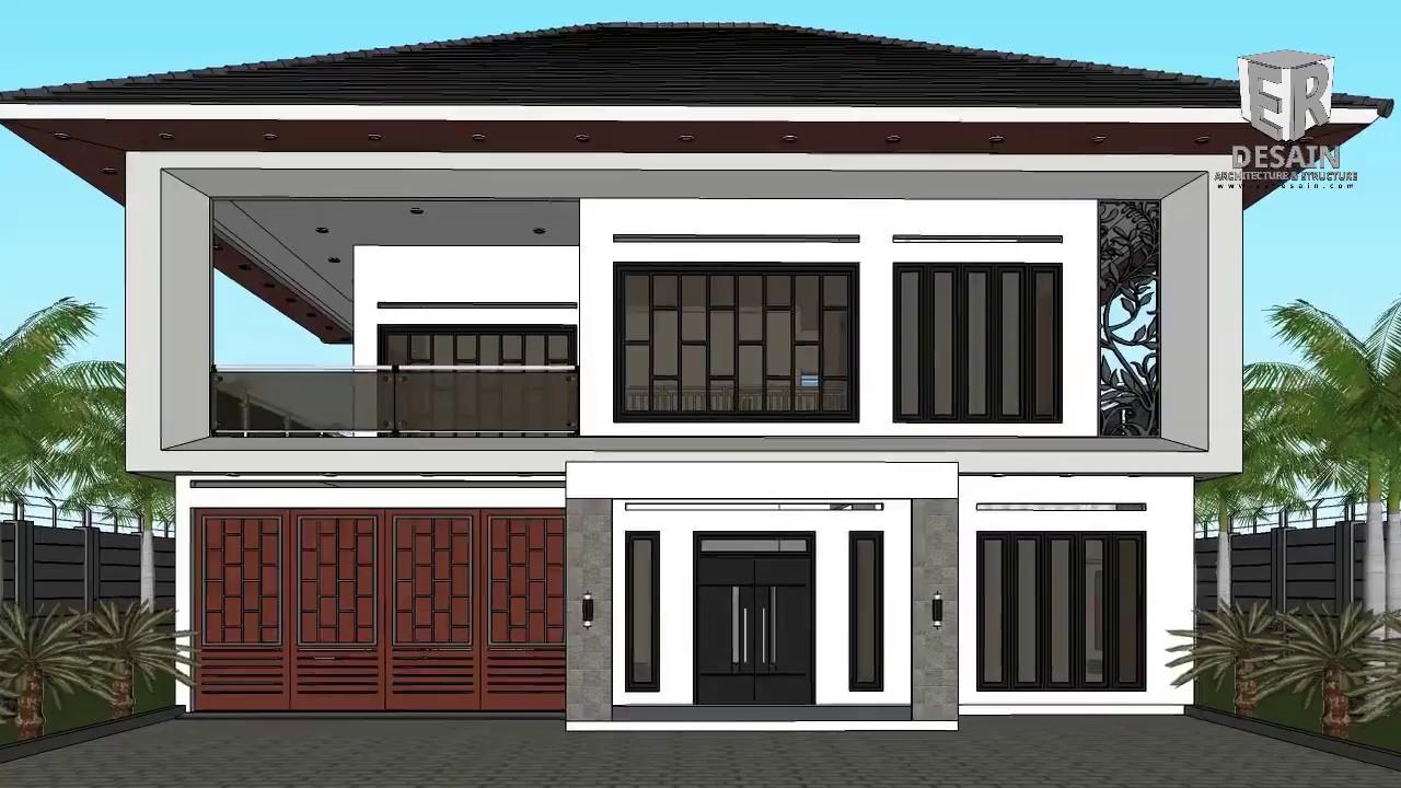 9000 Konsep Rumah Oriental HD Terbaik