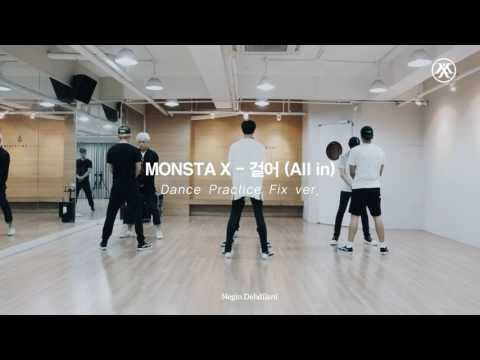 Monsta X x EXO - Forever [DANCE PRACTICE]