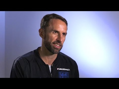 Gareth Southgate Interview - Reflects On England's World Cup - Russia 2018 World Cup
